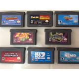 Originales Juegos Game Boy Advance