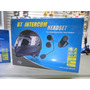 Casco De Moto Un Par De Intercomunicadores Bluetooth 1000mts