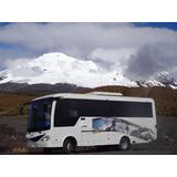 Servicio Transporte Turístico Alquiler, Bus Turismo Nacional