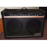 ¡¡¡ Oportunidad !!! Amplificador Crate Gx130c Xl