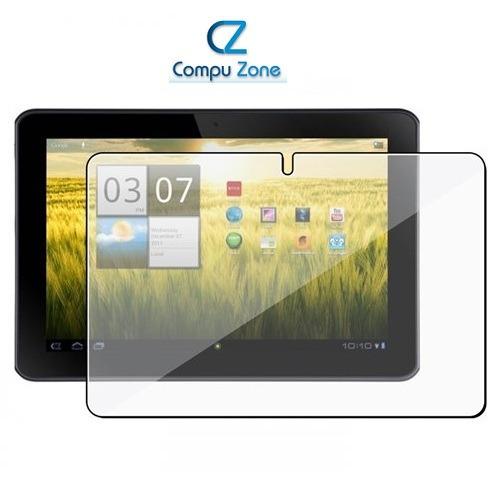 Mica Transparente Para Tablet Iconia Acer A200