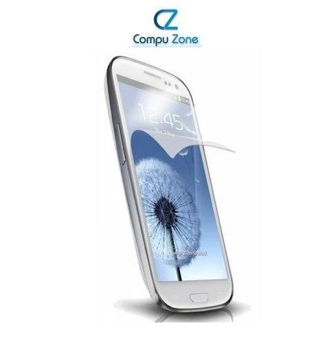 Mica Para Samsung Galaxy S Iii S3 I9300 + Paño De Limpieza