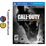 Call Duty Black Ops Declassified Psvita Ps Vita Juego Fisico