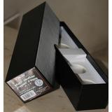 Cartones P/ Monedas Tamaño Medio Dolar 100 Protectores +caja