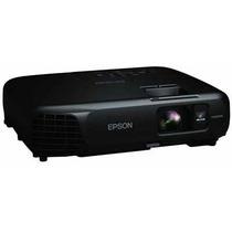 Proyector Epson S18+, 3000 L, Maletin, Hdmi, Control Remoto