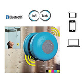 Mini Parlante Bluetooth Resistente Al Agua, Manos Libres