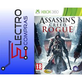 Assassins Creed Rogue Xbox 360 - Juego Fisico-nuevo