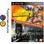Borderlads 2 - Dishonored Ps3 Combo, Juegos Físicos Sellados