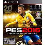 Pes 2016, Pro Evolution Soccer 2016 Digital Ps3