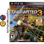 Uncharted 3 Drakes Deception, Juegos Ps3 Nuevos Playstation3