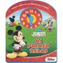 Libro Infantil Mi Primer Reloj Aprende Con Mickey Mouse