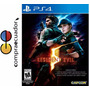 Resident Evil 5 Ps4 Juego Físico Original Ps4