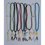 Rosario Budista Original Importado De Tibet Variedad Colores
