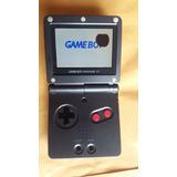 Game Boy Advance Sp - Ags - 101 Solo La Consola Entrego