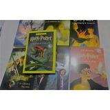 Libros Harry Potter Saga Completa 1 A 7  J. K. Rowling