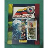 Album Panini Copa America 2007 ( Cromos A Pegar )