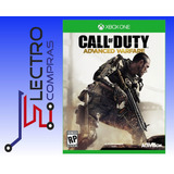 Xbox One Call Of Duty Advanced Warfare- Nuevo Para Xbox One