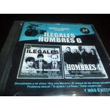 Cd Original Rock: Ilegales Hombres G Frente A Frente, Rush