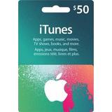 Tarjetas Itunes $50 De Apple Store Usa - Netflix