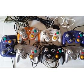 Palancas Controles Mandos Jostick Nintendo Game Cube Wii Lqc