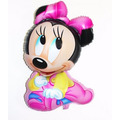 Minnie Mouse Muñeca Inflable 92cm X 55cm