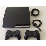 Ps3 Con Chip  750 Gb Y Full Juegos  A Su Eleccion