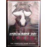 American Horror Story Coven, Temporada 3, Nuevo Y Sellado