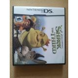 Juego Shrek Tercero Para Nintendo Ds