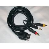 Cable Video Xbox Clasico Original / Usadito 9/10