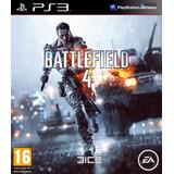Battlefield 4 - Para Ps3 - Digital