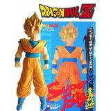 Muñeco De Dragon Ball Goku Vegito Figura Gigante  36 Cm