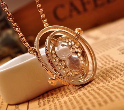 Collar De Harry Potter Giratiempo Hermione