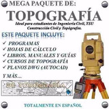 Mega Pack Ingenieria Civil Topografia Y Construcción+bonos