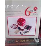 Genial!! 6 Juegos De Mesa(.poker,domino Y Más).envios Gratis