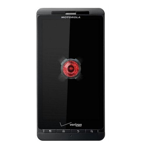 Mica Transparente Para Motorola Droid X2 Mb870 + Paño