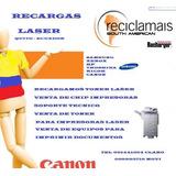 Recargas Laser Samsug Impresoras Toner Garantizadas