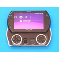 Psp Go 16gb, Piano Black + Cargador Original. Subasta