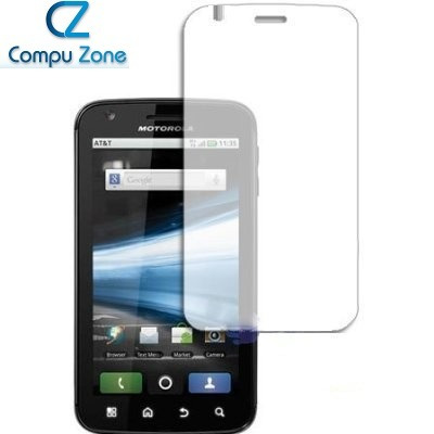 Mica Transparente Para Motorola Atrix Mb860
