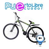Bicicleta Aluminio Aro 29 Suspension Freno Disco Modelo 2021