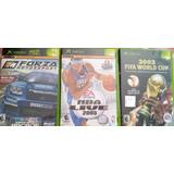 Juegos Originales De Xbox Clásico C/u 7