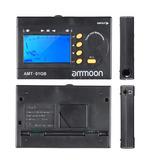 Metrónomo Digital Sintonizador Multifuncional Ammoon Amt-01g