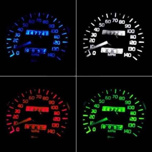 Luces led smd tipo u a t5 para tablero todos los colores - Luces led a pilas para armarios ...
