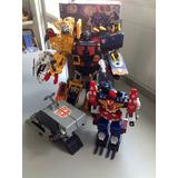 Transformers Energon Optimus Prime + Omega Supreme