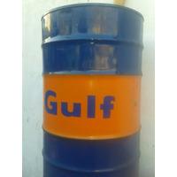 Tanque Lubricante Gulf Motor Oil Aceite Gasolina Sae40 Apis
