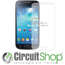Samsung Galaxy S4 Mini I9190: Mica Anti Huella Circuit