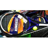 Raqueta De Tennis Incluye Dos Pelotas Y Dos Raquetas