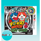 Yo-kai Watch 2 Bony Spirits Nintendo 3ds [digital]