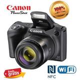 Camara Canon Semiprofesional Sx430 Wifi 20mp 90x Hd Oferton!