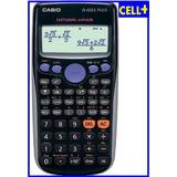 Calculadora Casio Fx-82es Plus Bk
