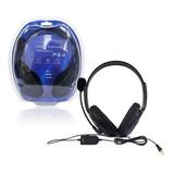 Audífonos Ps4 Videoconferencia Pc Diadema Headset Microfono